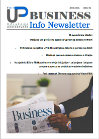 Newsletter broj 51 - Juni 2017