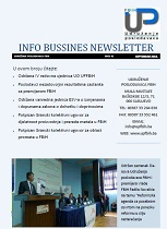 Newsletter broj 42 - Septemabr 2016